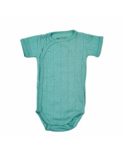 Lodger | Romper Solid | Dusty Turquoise
