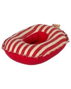 Maileg | Rubber bootje voor kleine muizen | rood gestreept