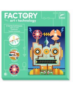 Djeco | Factory Art+technology Robots