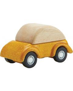 PlanToys | Gele auto