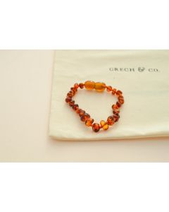 Grech & Co | Baltic amber armbandje | Strenght