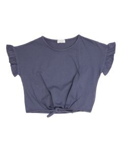 Petit Blush | Knot T-Shirt