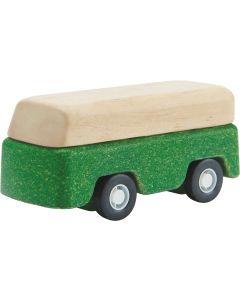 PlanToys | Groene auto
