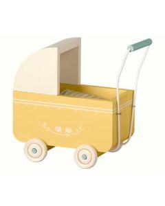 Maileg | Houten kinderwagen | Medium (Micro)