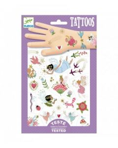 Djeco | Tattoos Fairy Friends