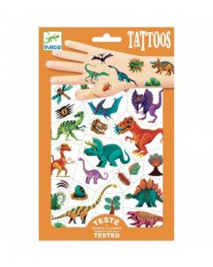 Djeco | Tattoos Dino Club